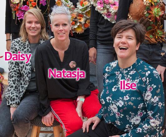 Daisy Natasja en Ilse